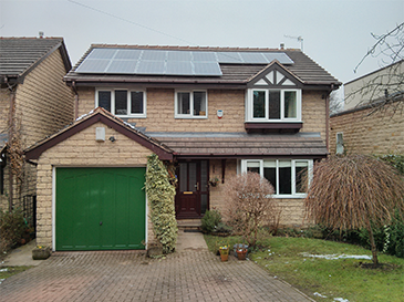 About Solar City UK - specialist PV solar panel installation