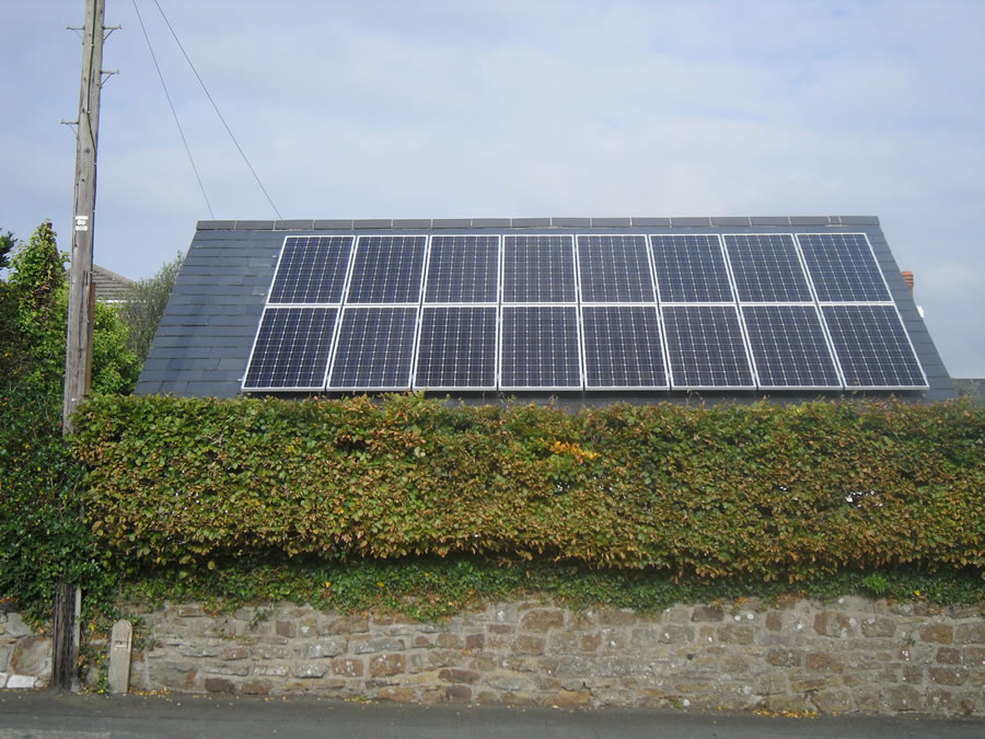 Testimonials - Solar City UK - specialist PV solar panel installation